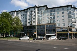 Neubau Wohn- und Geschäftshaus Düsseldorf Pempelfort